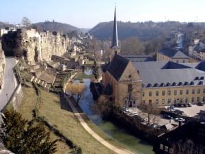 Княжество Люксембург