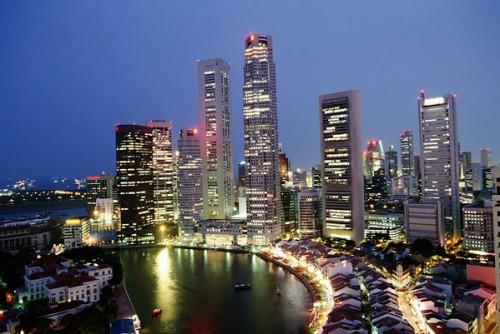 Сингапур- город- государство