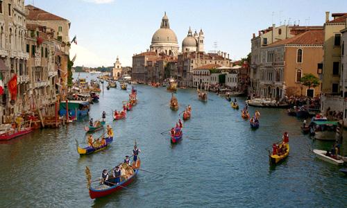 Венеция - культурная сердцевина Италии!