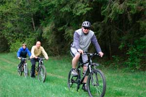 Как провести отпуск на велосипеде!