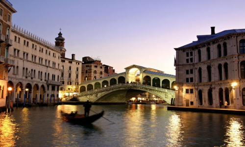 Италия - страна великих городов