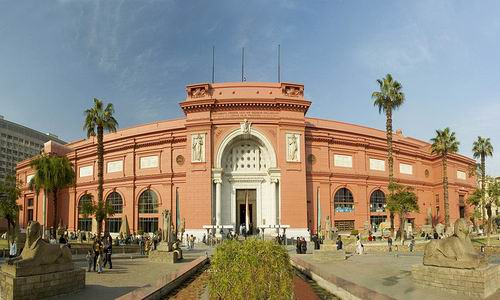 Каирский музей – символ древности