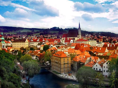 Чехия - удивительная страна