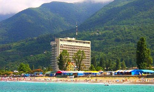 Замечательный отдых в Абхазии