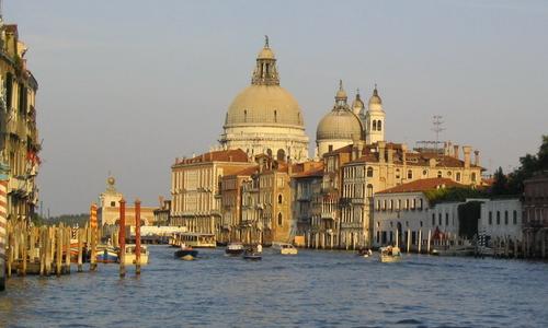 Венеция - потрясающей красоты город