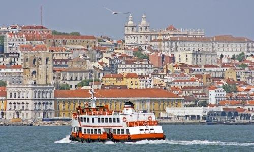 Такая интересная Португалия