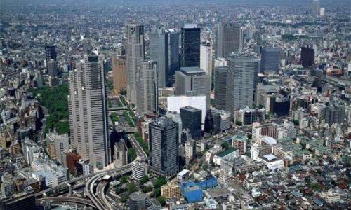 Токио - город прогресса и сакуры