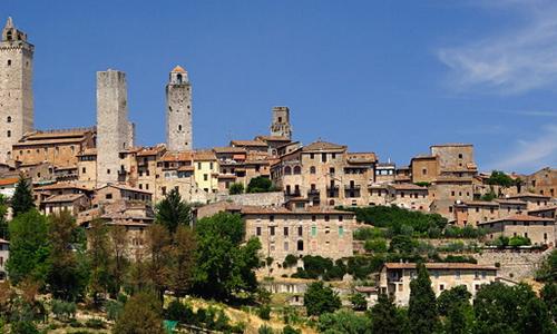 Поездка в прекрасную Италию