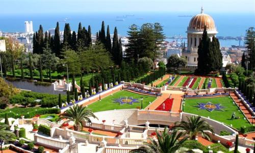 Иерусалим - город на святой земле