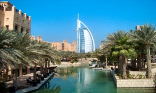 Незабываемый отдых - это Дубаи