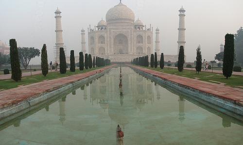 Необыкновенная сказочная страна - Индия