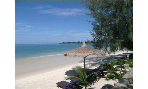 Сиануквиль - главный курорт Камбоджи