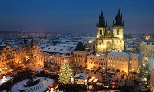 Увлекательная и чарующая Прага