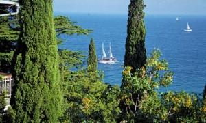 В Феодосии начинается туристический сезон