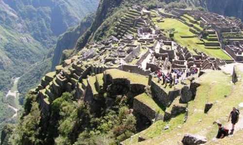 Сокровище инков - Мачу-Пикчу