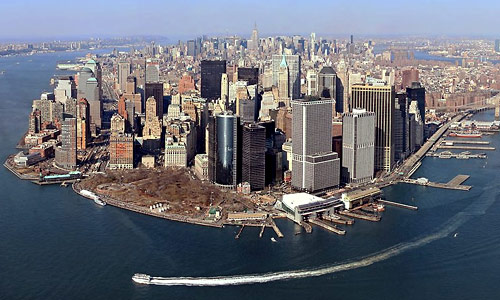 Нью-Йорк или Большое Яблоко
