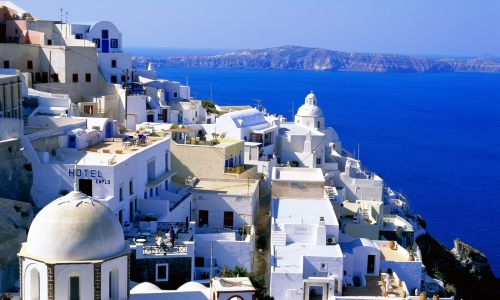 Отдых для тела и души на курортах Греции