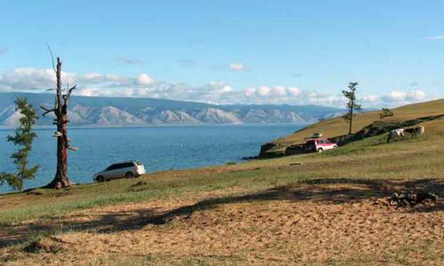 Сакральные места острова Ольхон