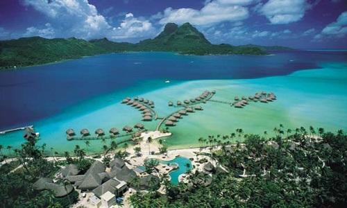 Дорогие курорты Французской Полинезии