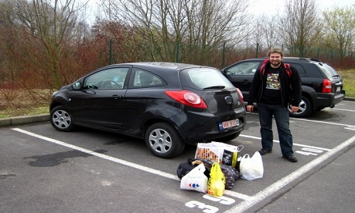 Как я брал машину на прокат в Праге