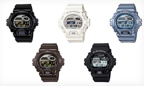 Многообразие часов фирмы Касио
